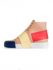 Sneakers Melissa in PVC beige