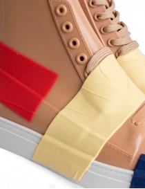 Melissa sneakers in beige PVC womens shoes buy online