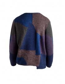 Pullover Fuga Fuga Faha blu marrone grigio lavanda