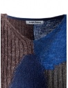 Fuga Fuga Pullover Faha blue brown gray lavander FAHA122W BLUE PULLOVER price