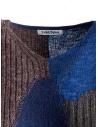 Pullover Fuga Fuga Faha blu marrone grigio lavanda FAHA122W BLUE PULLOVER prezzo