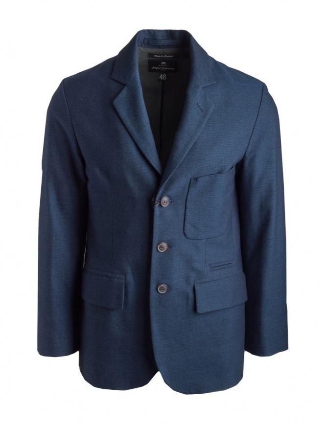 Nigel Cabourn men'se navy jacket NC-AW15-JK-2 NAVY mens suit jackets online shopping