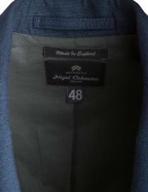 Nigel Cabourn men'se navy jacket mens suit jackets buy online
