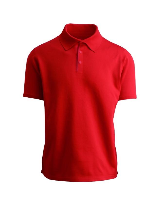 Polo AllTerrain By Descente Commute colore rosso DAMNGA13-TRRD t shirt uomo online shopping