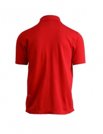 AllTerrain By Descente Commute red polo