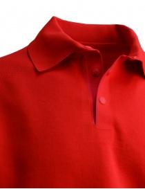 Polo AllTerrain By Descente Commute colore rosso prezzo