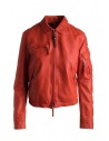 Parajumpers Brigadier red paprika jacket buy online PWJCKLE31 STALKER LEA 730 PAPR