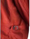Parajumpers Brigadier red paprika jacket price PWJCKLE31 STALKER LEA 730 PAPR shop online