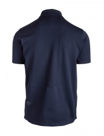 Polo Allterrain By Descente Fusionknit Commute blu