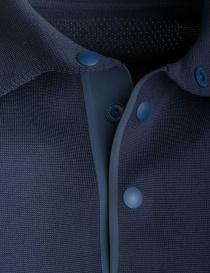 Polo Allterrain By Descente Fusionknit Commute blu prezzo