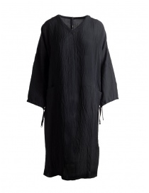 Sara Lanzi black tunic dress with laces online