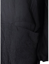 Sara Lanzi black tunic dress with laces price