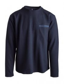 Maglieria uomo online: Pullover Descente Pause colore blu