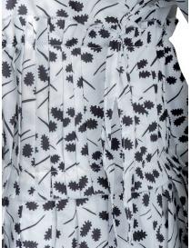 Sara Lanzi black and white floral dress price