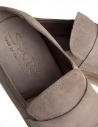 Shoto Melody Dive beige suede mocassin 9736 MELODY VELOUR DIVE TAU buy online