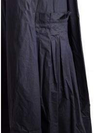 Abito Casey Casey senza maniche cotone nero abiti donna acquista online