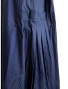 Abito Casey Casey smanicato cotone blu navy 12FR252 NAVY acquista online