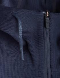 Giacca AllTerrain By Descente Synchknit colore blu prezzo