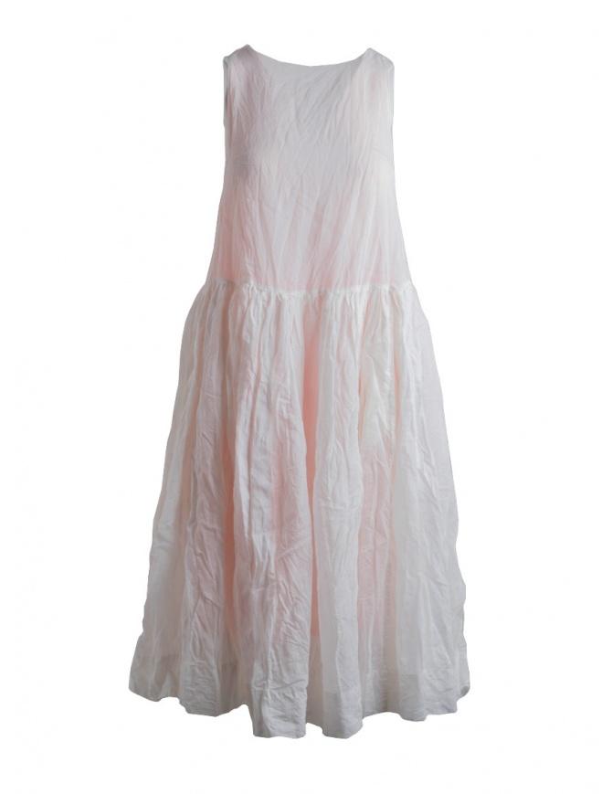 Casey Casey strawberry pink sleeveless dress 12FR263-PINK womens dresses online shopping