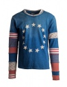 Kapital long sleeve t-shirt USA star-spangled flag buy online K1502LC153 RED