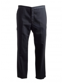 Cy Choi boundary black trousers online
