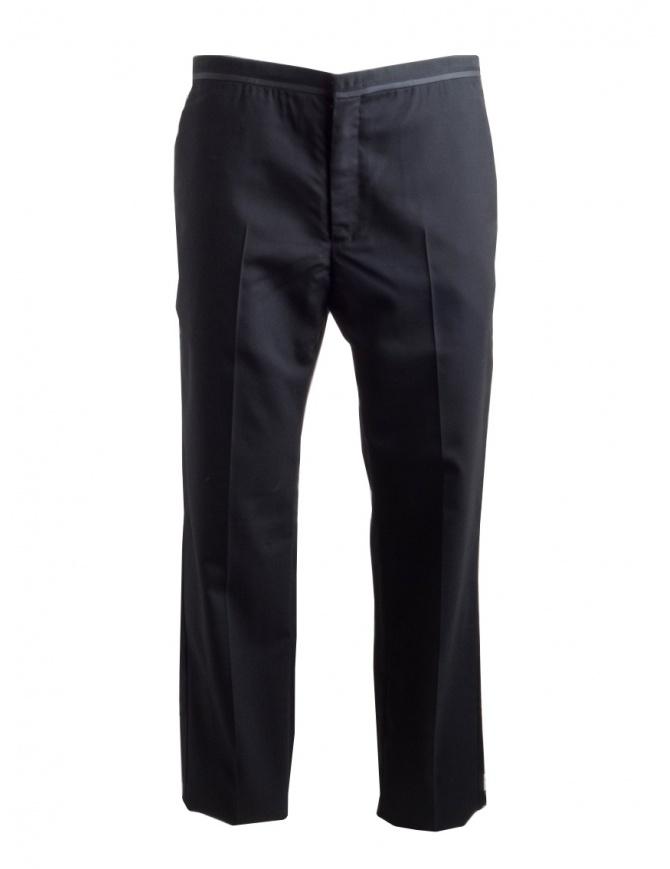 Pantalone Cy Choi boundary nero CA65P02ABK00 BK pantaloni uomo online shopping