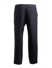 Cy Choi boundary black trousers buy online