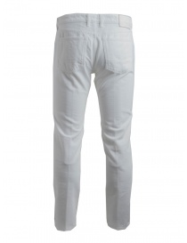 Pantaloni bianchi Golden Goose deluxe