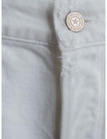 Pantaloni bianchi Golden Goose deluxe prezzo