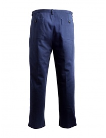 Pantaloni chino Golden Goose blu navy