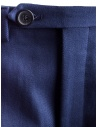 Golden Goose deluxe navy chino pants G34MP515.A1 NAVY WASHED price