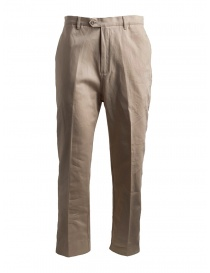 Pantaloni uomo online: Pantaloni Camo Air Collection beige