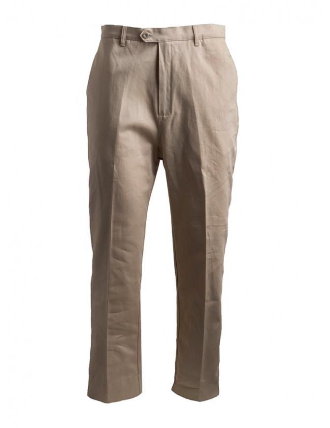 Pantaloni Camo Air Collection beige AE0080 MASSAWA BEIGE pantaloni uomo online shopping
