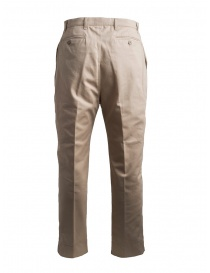 Camo Air collection beige trousers