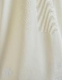 Maglietta sportiva AllTerrain By Descente bianca prezzo