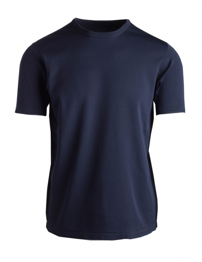 AllTerrain By Descente navy sports T-shirt DAMNGA12 NVGR mens t shirts online shopping