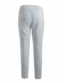 European Culture women's white trousers