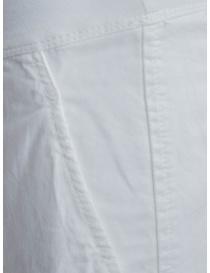 Pantaloni donna European Culture bianchi prezzo