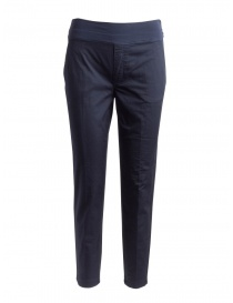 Pantaloni donna online: Pantaloni da donna European Culture blu