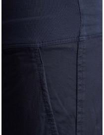 Pantaloni da donna European Culture blu prezzo