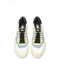 Camper Nothing yellow/light blue sneakers (man) price