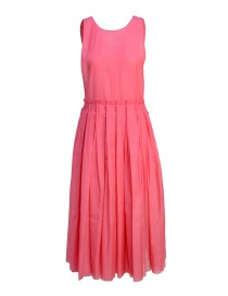 Sara Lanzi sleeveless fuchsia midi dress online