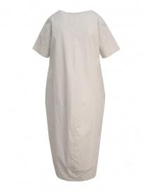 European Culture pearl grey dress