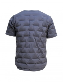 Allterrain By Descente navy quilted shirt