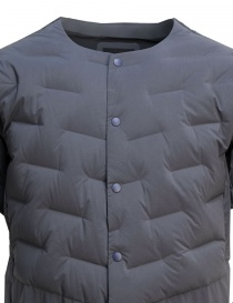 Allterrain By Descente navy quilted shirt price