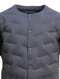 Camicia Allterrain By Descente trapuntata colore navy prezzo
