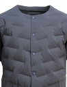 Allterrain By Descente navy quilted shirt DAMNGC44-NVSL price