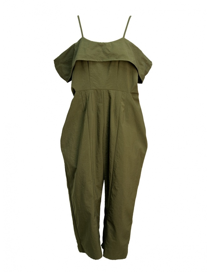 Miyao khaki salopette MQ-A-01 KHAKI womens trousers online shopping