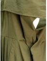 Salopette Miyao color khaki MQ-A-01 KHAKI acquista online