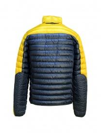 Giubbino Parajumpers Bredford giallo e blu da uomo acquista online